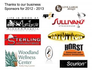 2012-2013 business sponsors