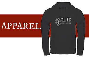 Squid Acres Apparel for sale