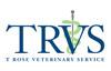 T Rose Vet service logo 100 wide